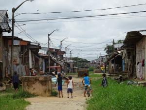 buurt in Iquitos