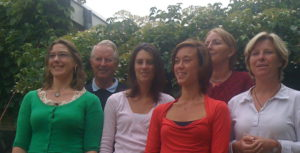 Board and Communication Team in Nederland