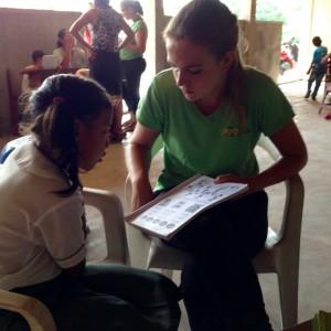 iquitos onderwijs VBO-school vrijwilligerswerk