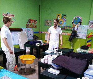 Nederlandse artsen in Iquitos