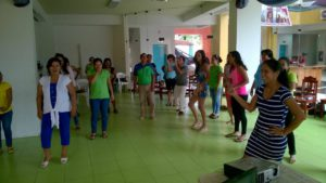 training teachers Iquitos