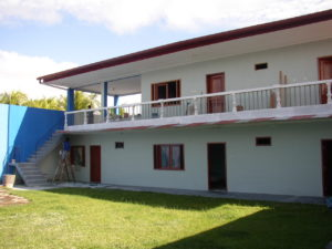 huisvesting stage lopen in Peru