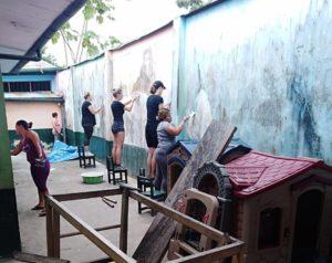 stage peru vrijwilligerswerk school