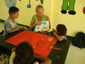 onderwijsassistent Peru