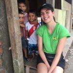 Nicole in Iquitos volunteer