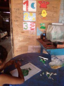 kleuteronderwijs Lockdown Iquitos